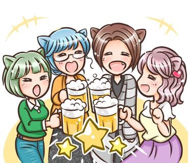 カラオケ~ビール~